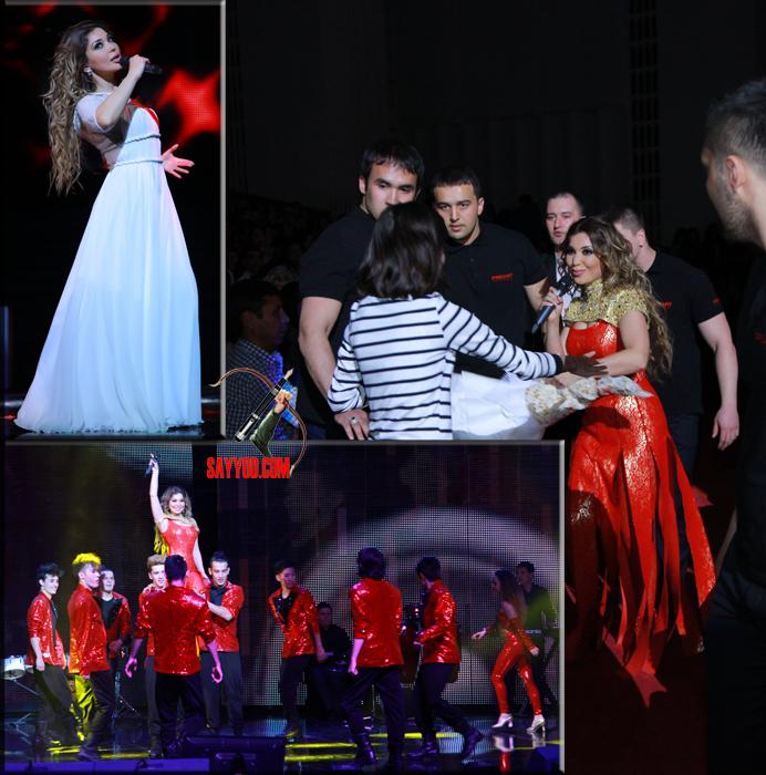 Rayhon - 2016 koncertidan lavhalar